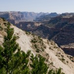 Good Water Rim Trail, San Rafael Swell, UT